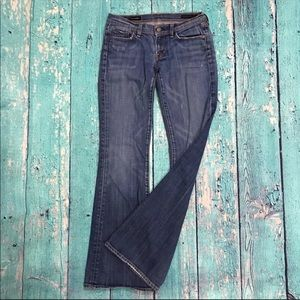 Citizens of Humanity-Ingrid low waist flare jeans